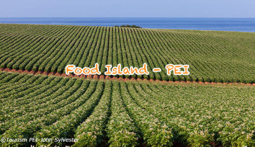フード・アイランド プリンスエドワード島の美味しい旅
