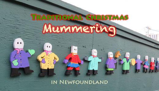 ちょっと変わったクリスマス 〜 Mummering