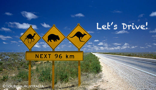 セルフドライブでめぐるオーストラリアの旅